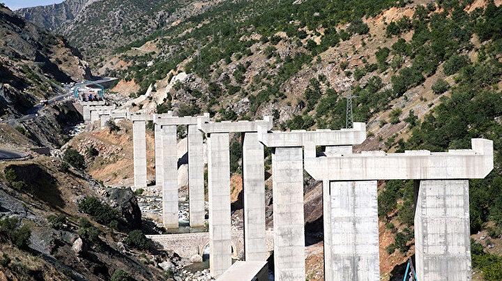 Doğu Anadolunun en büyüğü: Tam 900 metre