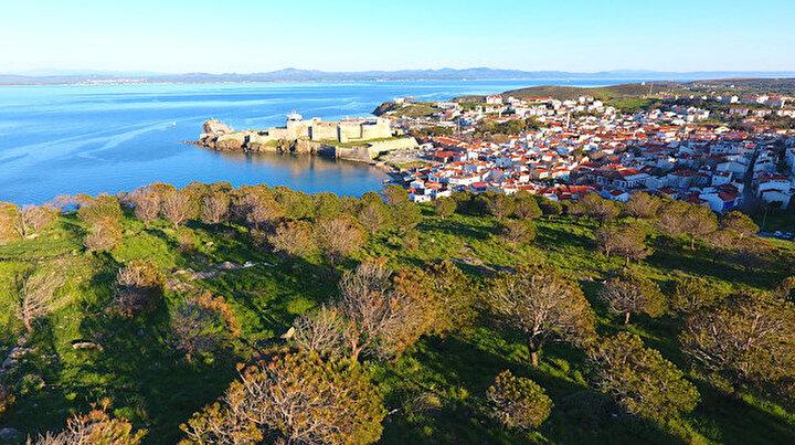 Bozcaada turizm sezonuna sıfır vakayla giriyor