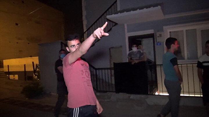Bursada ayı paniği: Mahalleli sokağa döküldü!