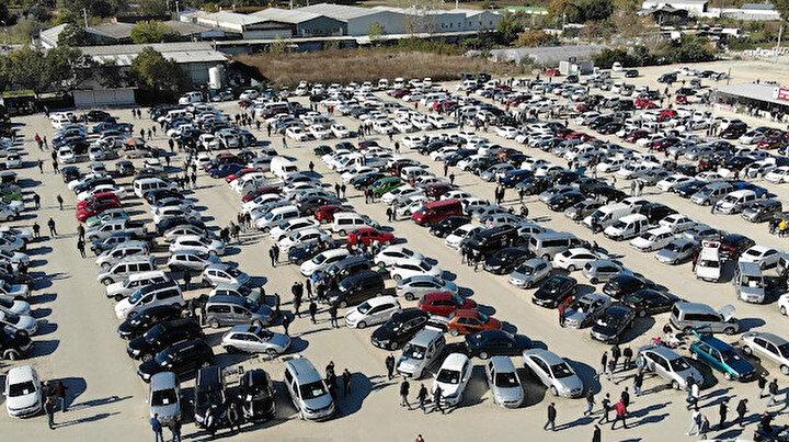 Yaz tatili öncesi ikinci el otomobil piyasası hareketlendi