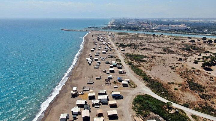 Turistleri bile kıskandıran 5 yıldızlı kısıtlama: İki bin kişi bölgeye akın etti