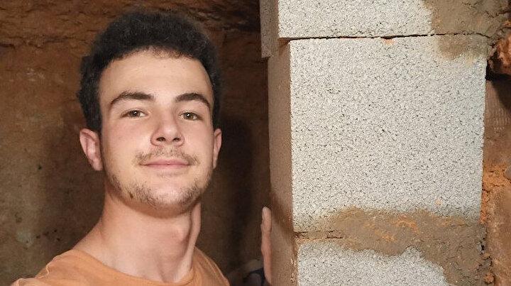 Ailesine kızdı kendine yeraltı evi yaptı: Burayı kazması tam altı yılını aldı