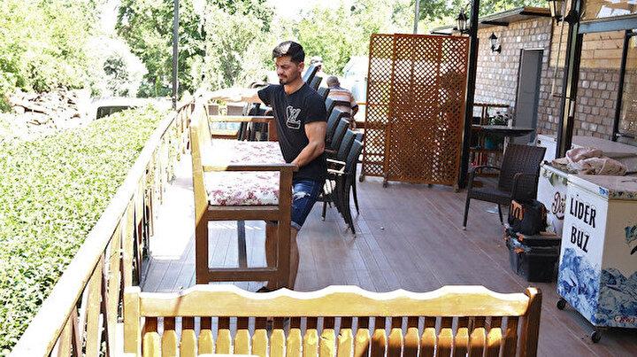 Antalya'nın dünyaca ünlü tatil beldesi Çıralı'da hazırlıklar başladı