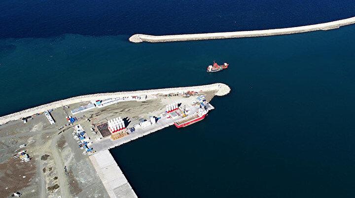 TPAO'nun Zonguldak'ta rafineri kurma çalışmaları devam ediyor