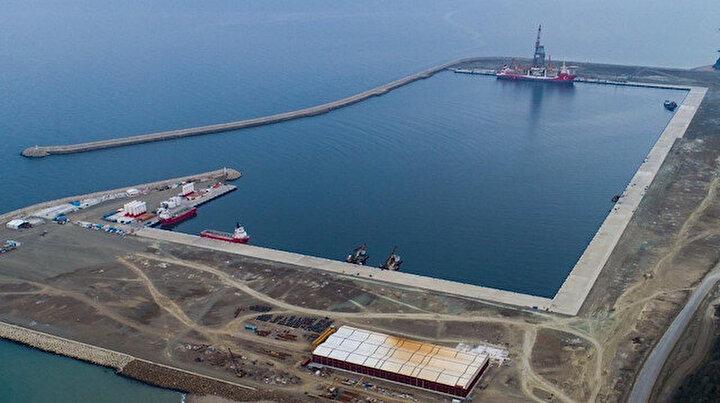 150 yıllık proje gerçek oluyor: Filyos Limanı doğalgaz ve ticarette yeni üs olacak