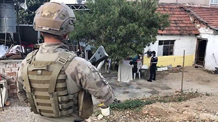 Kasırga operasyonunda 22 gözaltı