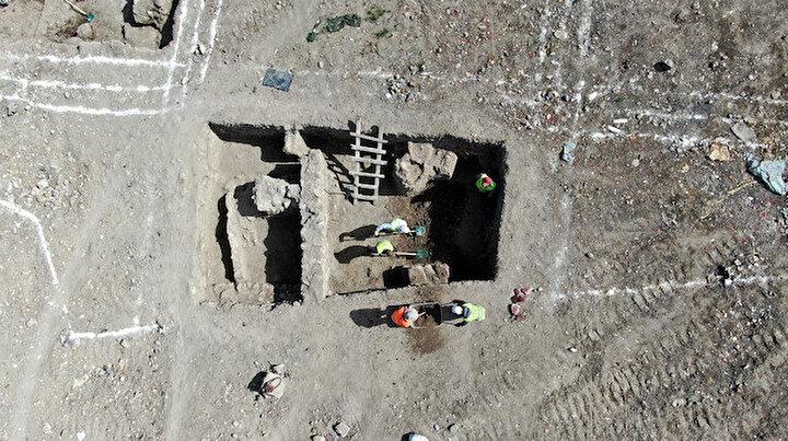 Kazıda ortaya çıktı: Sivas Kalesinde heyecan uyandıran keşif