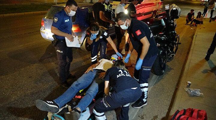 Antalya'da alkollü sürücü dehşeti: 5 araca çarpıp hurdaya çevirdi