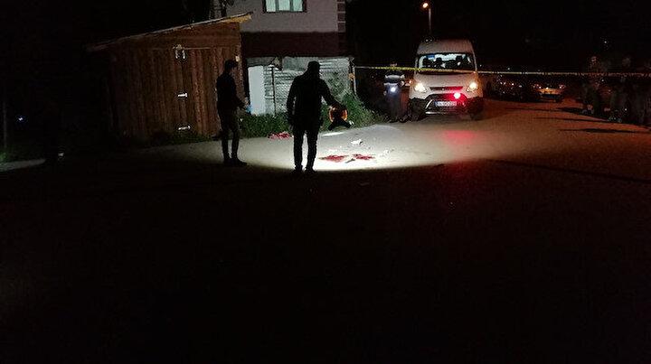 Bolu'daki kavgada ortalık savaş alanına döndü: Polis kopan parmağı aradı!