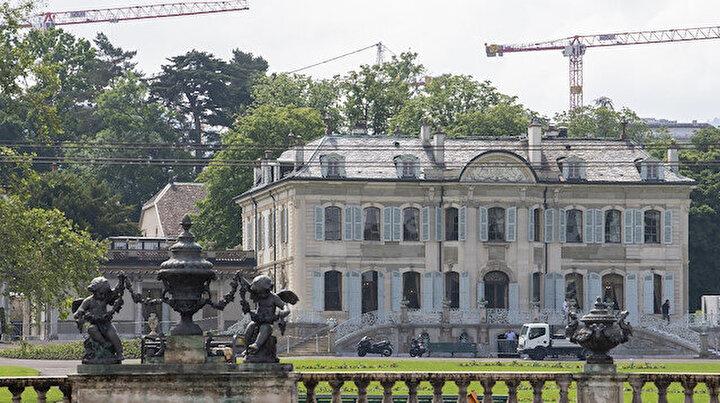 Biden ile Putin görüşmesi Villa La Grange'de gerçekleşecek: Güvenlik bölgesi kurulacak