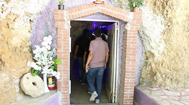 Elazığda 420 metre uzunluğunda mağaradan lokanta: En fazla 5 dakika durulabiliyor