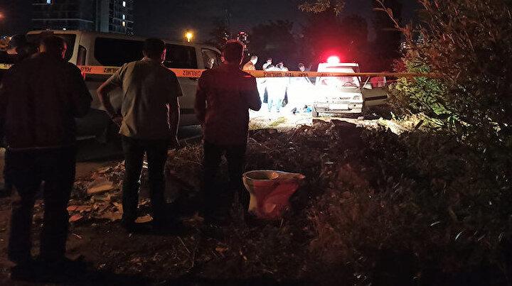 Gece yarısı sır olay: Park halindeki otomobilde bulundu