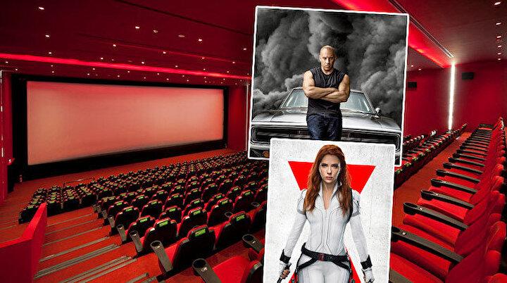 Sinema salonları açılıyor: İşte 1 Temmuzdan sonra vizyona girecek filmler