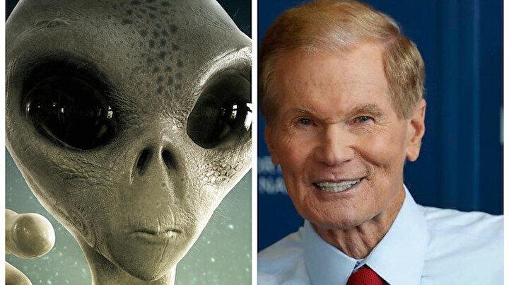 NASA Başkanı Bill Nelsondan çarpıcı UFO açıklaması: Uzaylılar var iletişime geçecekler