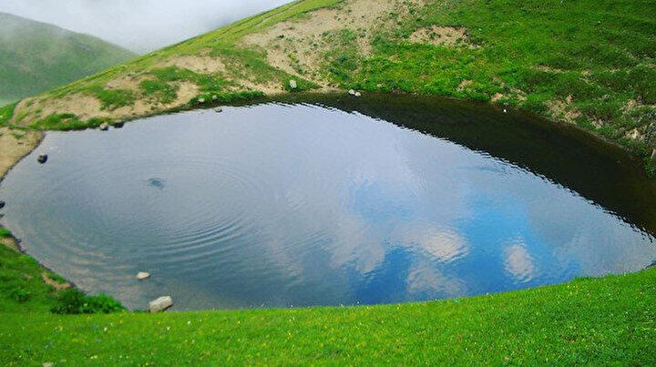 12 bin yıllık Dipsiz Göl kazı sonrası berraklığına kavuşamadı: Çamurlu görüntüsünün düzelmesi çok zor
