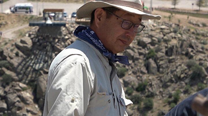 Kırıkkaledeki kazı çalışmalarında bulundu: Japon öğretim üyesi şoke oldu