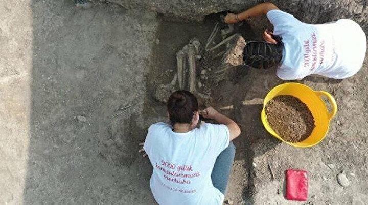 9 bin sene öncesine ait bulgu: Hemen koruma altına alınacak