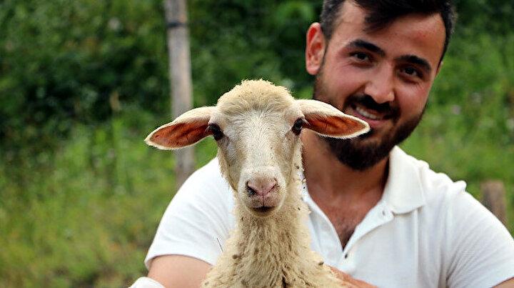 Acil tıp teknisyenliğini bıraktı çiftçi oldu: 3 yılda kazandığı para şaşırttı