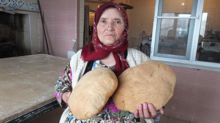 60 yaşındaki kadın komşularına satarak başladı: Şehirlilere köy ekmeğini sevdirip 3 fırın sahibi oldu