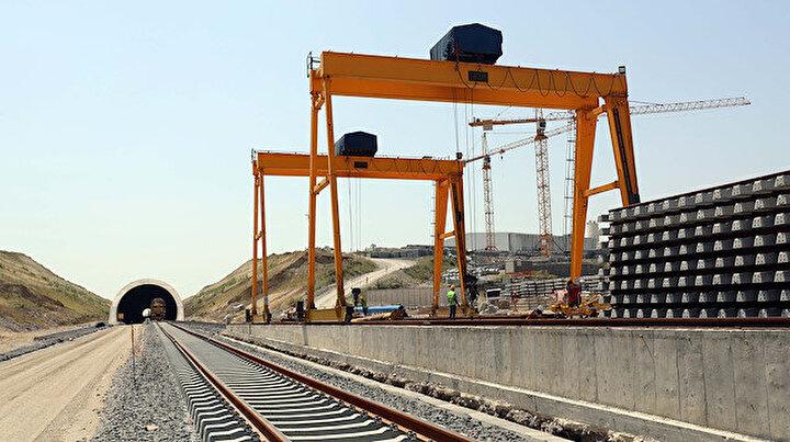 Hızlı tren hattında Bulgaristan sınırına yaklaşıldı: Seyahat süresi 8 saatten 3,5 saate düşecek
