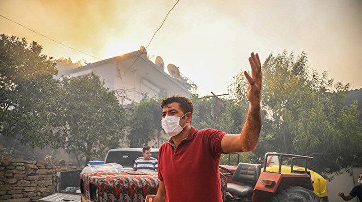 Manavgatta yürekler de yandı: Antalya tarihinin en büyük ikinci felaketini yaşıyor