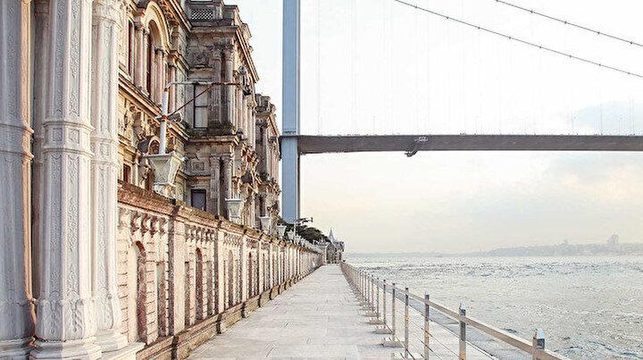 Beylerbeyi Sarayının 113 metrelik rıhtımı ziyarete açıldı: İstanbulun en güzel manzarası