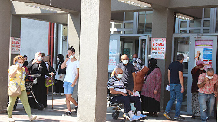 Rizede endişe verici artış: hastanelerde ilave servisler açılıyor