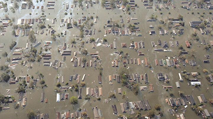 Ida Kasırgası Kübayı yıktı geçti: ABD alarmda