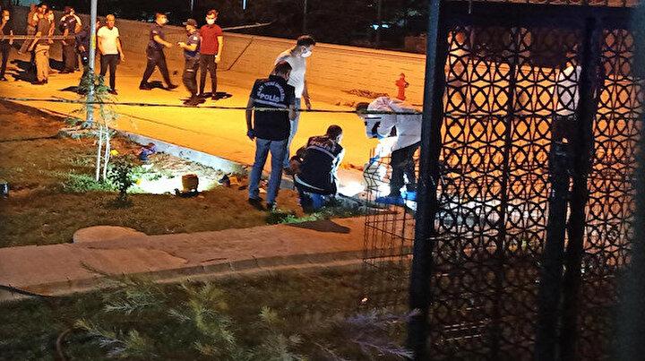 Ankarada kadın cinayeti: Eski eşini öldürüp, erkek arkadaşı ile kızını yaraladı