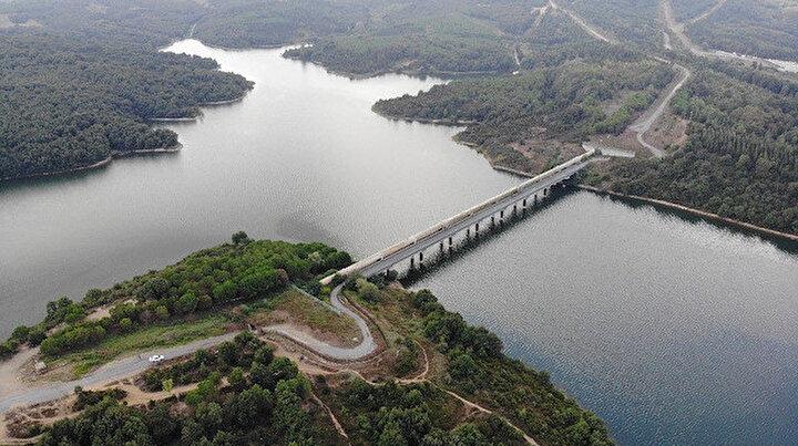 İstanbul barajlarında son durum: Su seviyesi yüzde 60'ın altına indi