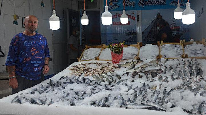 Denizlerde av sezonu açıldı: Sezonun ilk palamutları 25 liradan görücüye çıktı