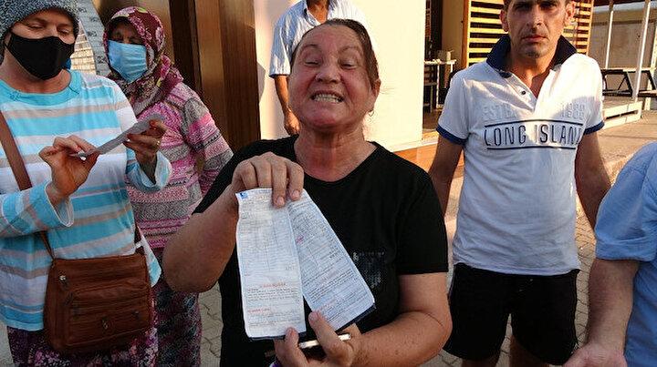 Antalyalıların su faturası isyanı: Sanki Manavgat yangınını biz söndürdük