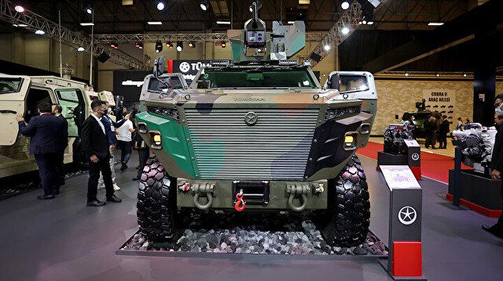 TÜMOSAN geliştirdi: Türkiyenin yeni zırhlısı Pusat göreve talip