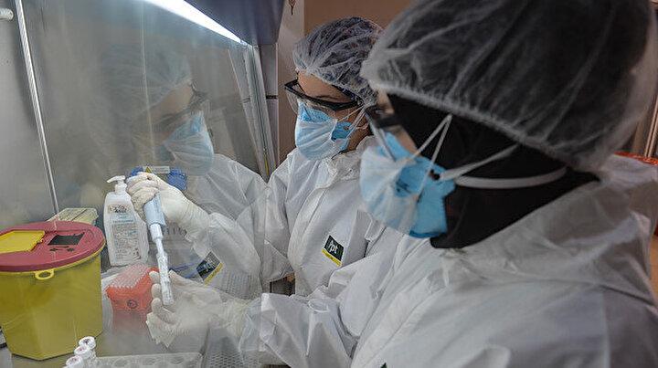 PCR testi zorunluluğu sonrası İstanbuldaki laboratuvarlarda 6 Eylül hazırlığı