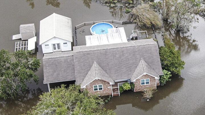 Ida Kasırgası Louisiana eyaletini vurdu: 800 bin kişi elektriksiz