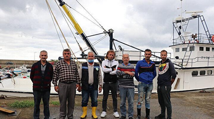 Sel felaketinin yaşandığı Bozkurtta balıkçılar Vira Bismillah diyemedi