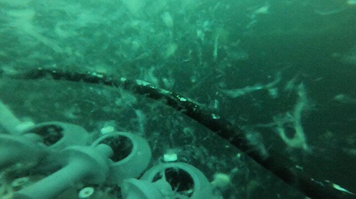 Araştırma gemisi Marmarayı karış karış inceliyor: Müsilaj 2 ay içerisinde parçalandı