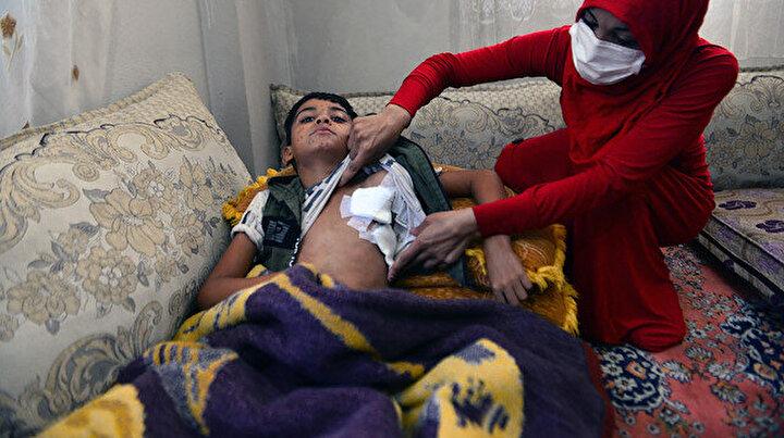 Maganda kurşunuyla ağır yaralanan Ahmet: Öleceğimi zannettim