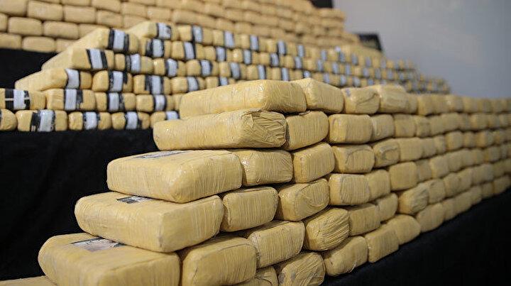 Şanlıurfada ele geçirildi: Piyasa değeri 20 milyon lira