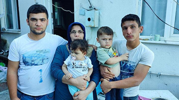 Karabüklü ailenin yardım çığlığı: Ölüm korkusuyla yaşıyorlar