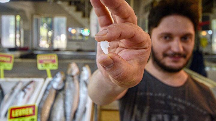 Şifasını duyan müşteri özel olarak istiyor: Balığın kafasından çıkıyor kilosu 600 lira