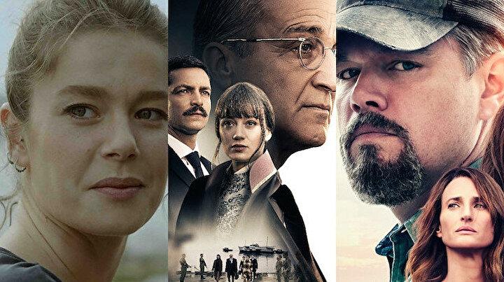 Sinemalarda bu hafta hangi filmler var? İşte yarın vizyona girecek 9 yeni film