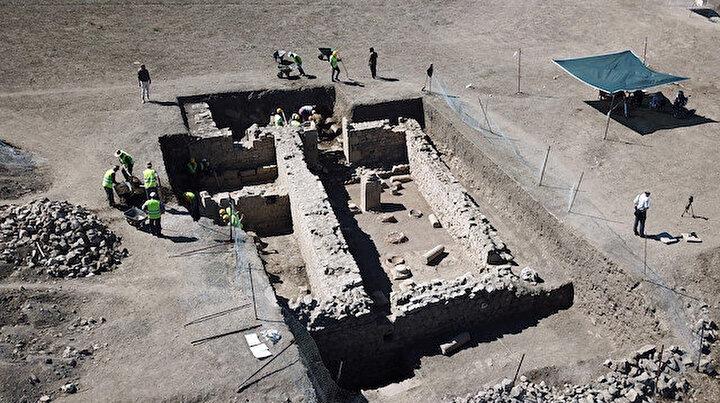 Gümüşhanede tarihi değiştirecek bulgu: 5 bin yıl öncesine ait