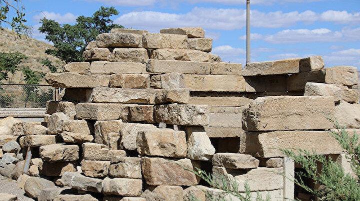 Anadolu'nun binlerce yıllık tarihine ışık tutuyor: Başkent'in binlerce yıllık gizemli piramitleri