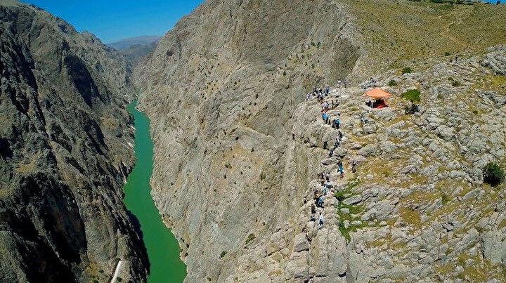 Dünya Geçici Miras Listesi'ne alındı: Yaz aylarında ilçe nüfusunun 10 katı ziyaretçi ağırlıyor