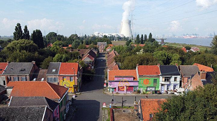 Belçikanın hayalet kasabası: Doel
