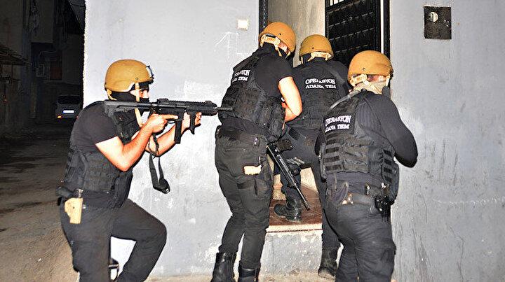 Adana ve İstanbul'da DEAŞın Yamaçlı grubuna operasyon: 14 gözaltı kararı var