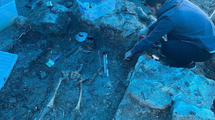İki bin yıl öncesine ait: Heyecanlandıran keşif, her gün yenileri bulunuyor
