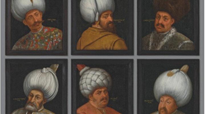 Altı Osmanlı padişahı portresi İngilterede satışa sunulacak