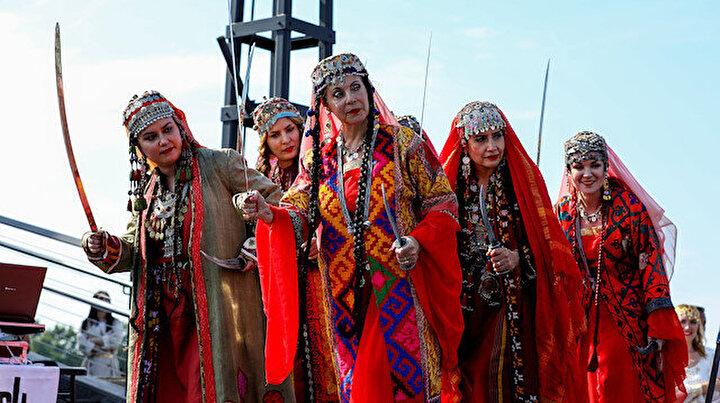 Washingtonda Türk Festivaline büyük ilgi